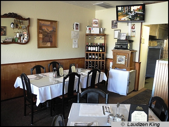 Chefs of New York, Modesto, California