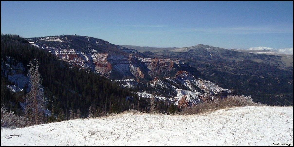 Cedar Breaks - October - Southwestern Utah