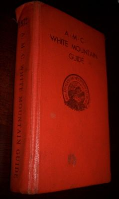 AMC 1972 White Mountain Guide