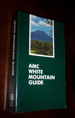 AMC 1987 White Mountain Guide